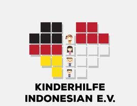 "#11 cho The attached file is the current logo for a NGO which helps children in Indonesia mainly out of Germany. The name of the non-profit-corporation is ""Kinderhilfe Indonesien E.V."" We would like to have a new more modern logo. Thank you! bởi KazuLyne"