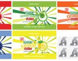 #56 para Candy Packaging Design de jaimauricio
