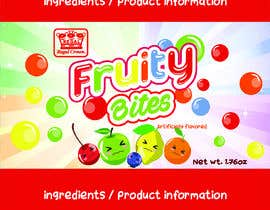 #77 para Candy Packaging Design de jaimauricio