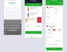 Nro 7 kilpailuun App Page Design Contest käyttäjältä sajidesigner