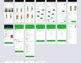 Nro 14 kilpailuun App Page Design Contest käyttäjältä sajidesigner