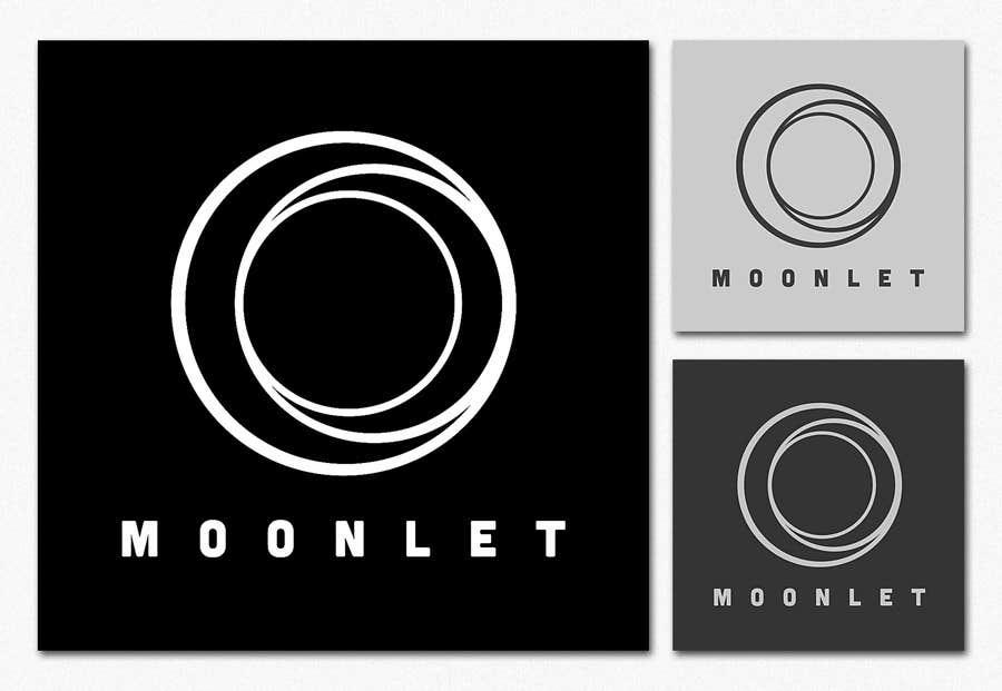 Inscrição nº 6 do Concurso para Logo Design for moonlet.me