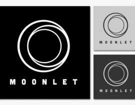 #6 para Logo Design for moonlet.me por ejtalaroc