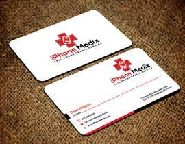 #448 for BUSINESS CARD DESIGN by Rahat4tech