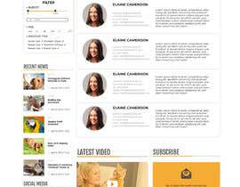 #8 für design for categories, search/list, and detail page von karansoni737