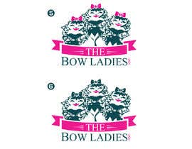 #129 para The Bow Ladies Best Logo Design Contest por subhojithalder19
