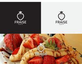 #175 for Logo Design for Fraise Caffe by markmael