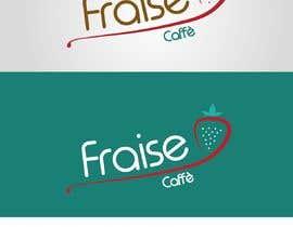 #319 for Logo Design for Fraise Caffe af giuliachicco92