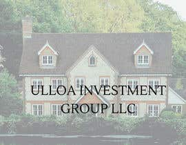 #1 for Ulloa investment group LLC by vinusoren