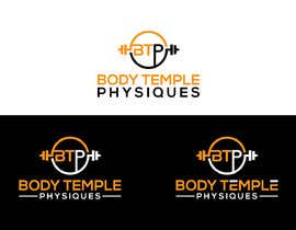 #65 untuk Create a logo for a fitness brand oleh MOFAZIAL