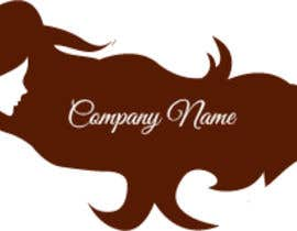 #5 for I need a logo for my hair extensions business. It should be contemporary and classy but have have a sight fun side to it. I need it to work well on business cards and shop front. Id like to stick to white, grey, black maybe some copper or Rose gold. by dmateen