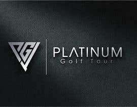 "#46 for LOGO DESIGN FOR ""PLATINUM GOLF TOUR"" by RamonIg"