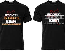 #24 for Christian  Recovery Program Trendy T Shirts by softboyasad