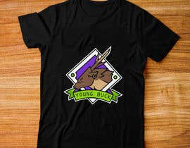 #28 for YoungBuck t-shirt logo design! by nagimuddin01981