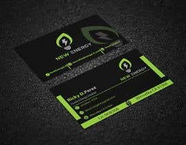 #125 for May the Best Business Card Win by sajjwal