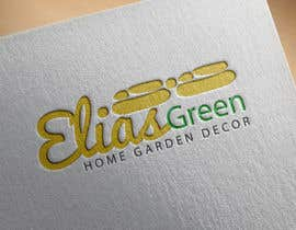 #36 for Logo Design for my business (Elias Green) by GoldenAnimations