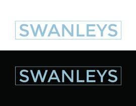 #14 para 20 dollar logo design - name = Swanleys por saifulshatai