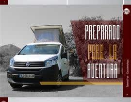 Nro 25 kilpailuun Creación Catálogo Fiat Talento Camper käyttäjältä mermdiseno