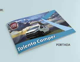 Nro 36 kilpailuun Creación Catálogo Fiat Talento Camper käyttäjältä pcqnk