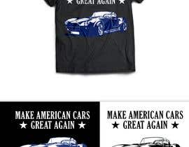 #3 for Make American Cars Great Again Tee Shirt by MareGraphics