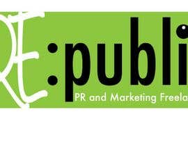 #155 para Logo Design for Re:public (PR and Marketing Freelancers) de sfoster2
