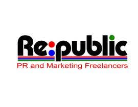 #159 pentru Logo Design for Re:public (PR and Marketing Freelancers) de către vrd1941
