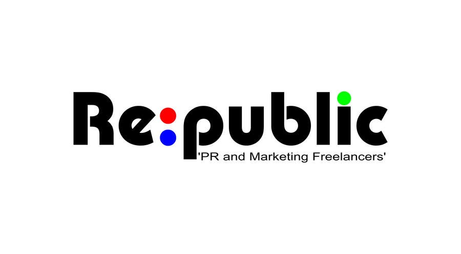 #154 for Logo Design for Re:public (PR and Marketing Freelancers) by vrd1941