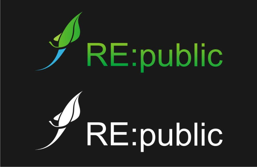 Конкурсная заявка №20 для Logo Design for Re:public (PR and Marketing Freelancers)