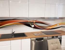 #13 untuk put the graphic into place between kitchen furniture oleh pranavluke