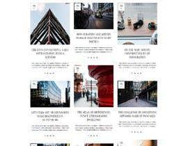 #12 for Build A Blog - Design a Brand af devboysteam