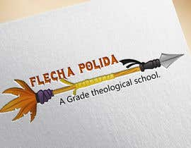 #4 untuk Flecha Polida Teologia . This is in portuguese. Means theology polished arrow. ( i need it in portuguese) oleh sdshanto