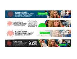 Nro 38 kilpailuun Design Web Ads for a Conference käyttäjältä amrsakrdesign