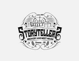 #155 for Design a Logo for Storytellers Brewery and Meet House by ratax73