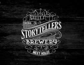 #176 for Design a Logo for Storytellers Brewery and Meet House by ratax73