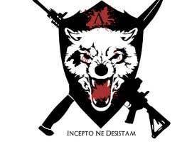 #18 cho Alpha (Wolf) Logo bởi DosLunasWeb