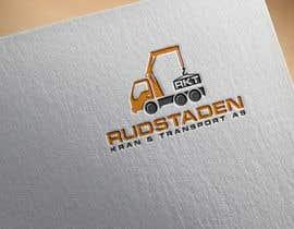 #83 untuk Logo for Crane and Transport company oleh sumiapa12