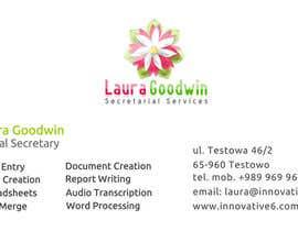 #42 untuk Logo & Business Card Design for a Secretarial Business oleh Mach5Systems