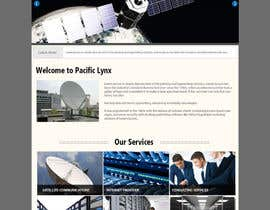 #21 for Design and Configure a website for www.paclynx.com by kethketh