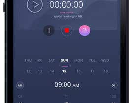 #7 for 1FPS video recorder app. by webmagical