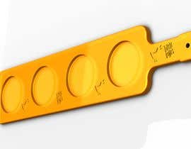 #11 for Beer Flight Paddle by gsonengineering
