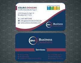saidhasanmilon tarafından SME Business Solutions Business Cards için no 128