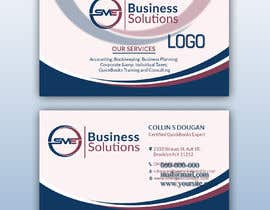 #112 for SME Business Solutions Business Cards by RasalBabu