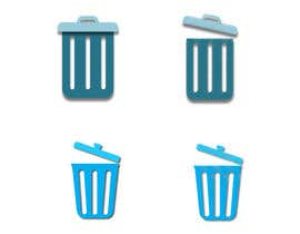 #56 for Design a Trash Icon af kawsarhossan0374
