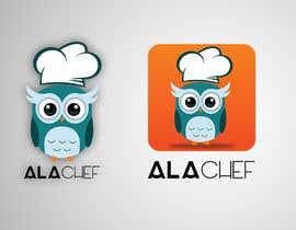 #117 untuk Design a Logo for a cooking applicaiton oleh poppsanirudha