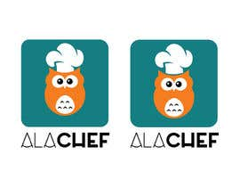 #133 for Design a Logo for a cooking applicaiton by poppsanirudha
