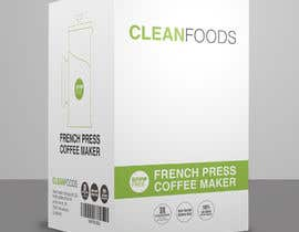 #37 untuk [NEW] - FRENCH PRESS PACKAGING DESIGN NEEDED - Guaranteed/Featured oleh wilsonomarochoa