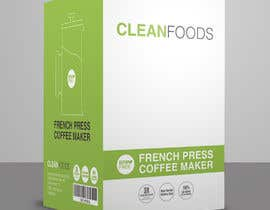 #38 untuk [NEW] - FRENCH PRESS PACKAGING DESIGN NEEDED - Guaranteed/Featured oleh wilsonomarochoa