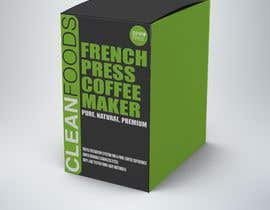 #39 untuk [NEW] - FRENCH PRESS PACKAGING DESIGN NEEDED - Guaranteed/Featured oleh asadk7555