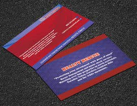 #149 for Design a business card by bristydrong