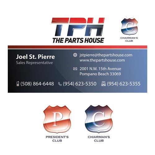 Penyertaan Peraduan #                                        15                                      untuk                                         Graphic Design for The Parts House
